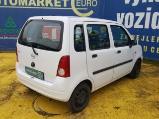 Opel Agila 1.0I 43kw č.6