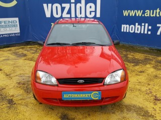 Ford Fiesta 1.25i Klima Eko Uhrazeno č.2