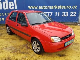 Ford Fiesta 1.25i Klima Eko Uhrazeno č.3
