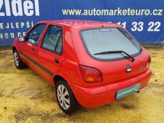 Ford Fiesta 1.25i Klima Eko Uhrazeno č.6