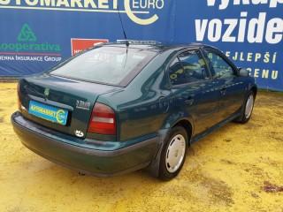 Škoda Octavia 1.9 TDi Eko Uhrazeno č.4