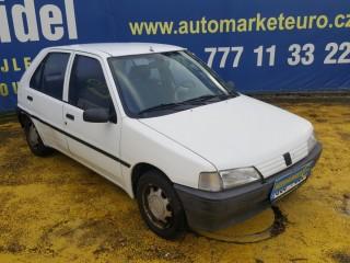Peugeot 106 1.0i Eko Zaplaceno č.3