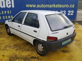 Peugeot 106 1.0i Eko Zaplaceno č.4