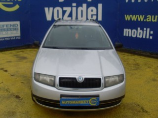 Škoda Fabia 1.4 TDi 55KW 1.Majitel č.3