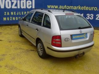 Škoda Fabia 1.4 TDi 55KW 1.Majitel č.4
