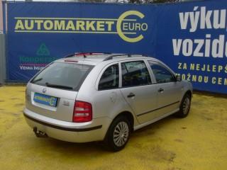 Škoda Fabia 1.4 TDi 55KW 1.Majitel č.5