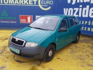 Škoda Fabia 1.0 MPi 37KW č.1
