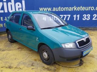 Škoda Fabia 1.0 MPi 37KW č.3