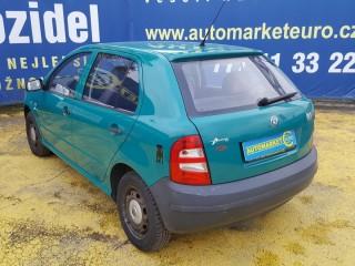 Škoda Fabia 1.0 MPi 37KW č.4