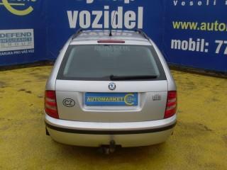 Škoda Fabia 1.4 TDi 55KW 1.Majitel č.6