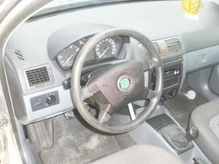 Škoda Fabia 1.4 TDi 55KW 1.Majitel č.10