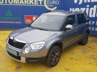 Škoda Yeti 2.0 TDi 4X4 č.1