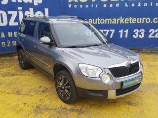 Škoda Yeti 2.0 TDi 4X4 č.3