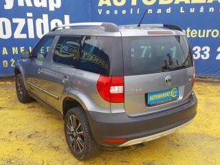 Škoda Yeti 2.0 TDi 4X4 č.4