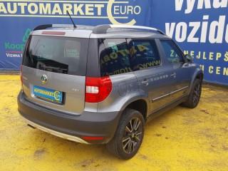 Škoda Yeti 2.0 TDi 4X4 č.5