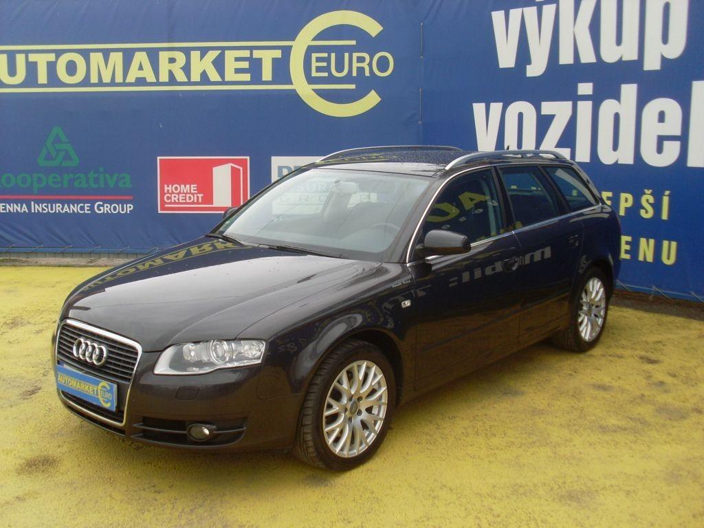 Audi A4 2.0 Tdi 125KW