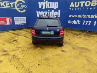 Škoda Fabia 1.2 Klima č.5