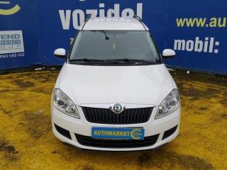 Škoda Roomster 1.2 Tsi 44000km 100% č.2