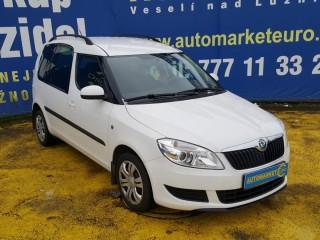 Škoda Roomster 1.2 Tsi 44000km 100% č.3