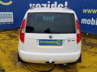 Škoda Roomster 1.2 Tsi 44000km 100% č.5