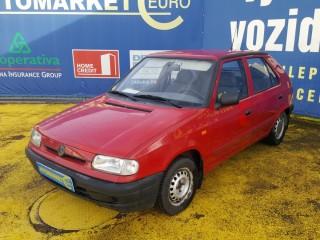 Škoda Felicia 1.3 1. Majitel, Eko Zaplaceno č.1