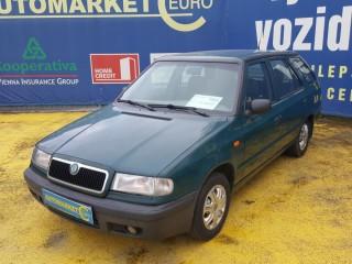 Škoda Felicia 1.3i 50KW LPG, Tažné č.1