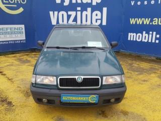 Škoda Felicia 1.3i 50KW LPG, Tažné č.2