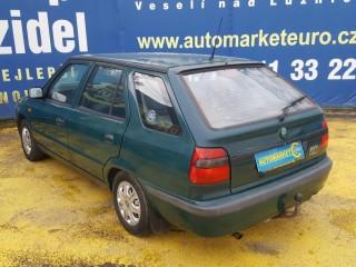 Škoda Felicia 1.3i 50KW LPG, Tažné č.4