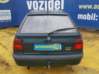 Škoda Felicia 1.3i 50KW LPG, Tažné č.5