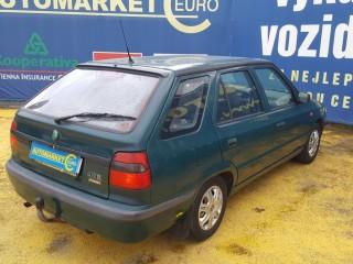 Škoda Felicia 1.3i 50KW LPG, Tažné č.6