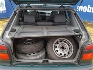 Škoda Felicia 1.3i 50KW LPG, Tažné č.13