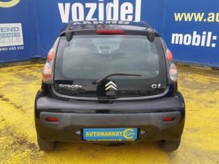 Citroën C1 1.0 Klima č.5