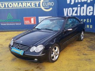 Mercedes-Benz CLK 1.8 č.1