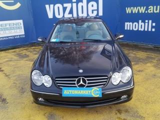 Mercedes-Benz CLK 1.8 č.2