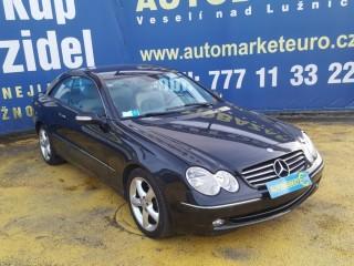 Mercedes-Benz CLK 1.8 č.3