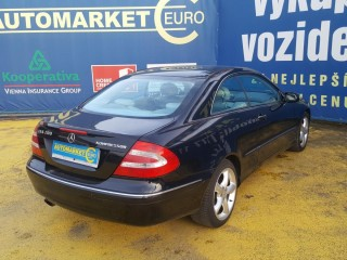 Mercedes-Benz CLK 1.8 č.4
