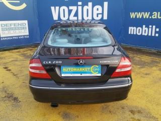 Mercedes-Benz CLK 1.8 č.5