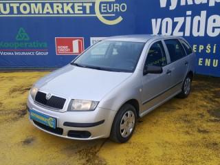 Škoda Fabia 1.2 12V Klima, Serviska č.1