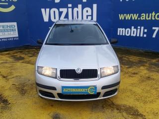 Škoda Fabia 1.2 12V Klima, Serviska č.2