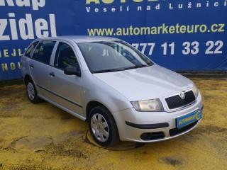 Škoda Fabia 1.2 12V Klima, Serviska č.3