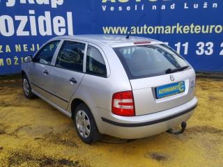 Škoda Fabia 1.2 12V Klima, Serviska č.4