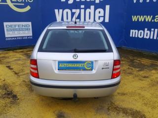 Škoda Fabia 1.2 12V Klima, Serviska č.5