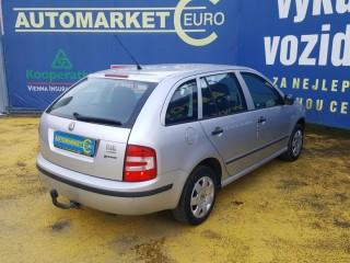 Škoda Fabia 1.2 12V Klima, Serviska č.6