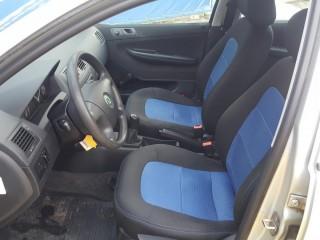 Škoda Fabia 1.2 12V Klima, Serviska č.7