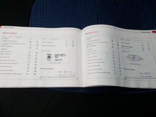 Škoda Fabia 1.2 12V Klima, Serviska č.17