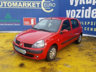 Renault Clio 1.2 16V 55KW Klima č.1
