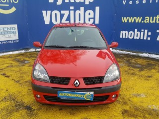 Renault Clio 1.2 16V 55KW Klima č.2