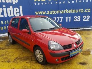 Renault Clio 1.2 16V 55KW Klima č.3