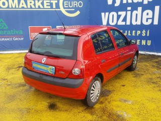 Renault Clio 1.2 16V 55KW Klima č.6