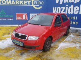 Škoda Fabia  č.1